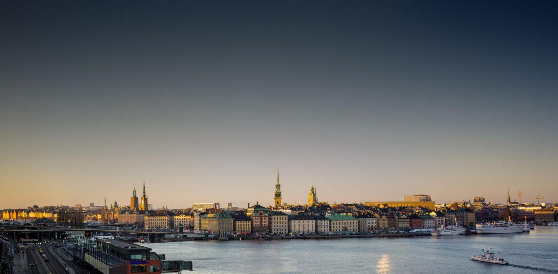 Tunga lyft i Stockholm